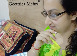 Moms Who Blog : Geethica Mehra