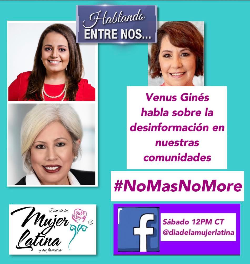 #No Más, No More, Hablando Entre Nos, J