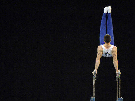 Gymnasts vs. Shoulder Injuries