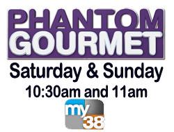 Phantom Gourmet Segment!