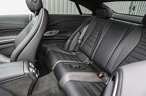 Mercedes Benz E Class Saloon with supeiro leg room
