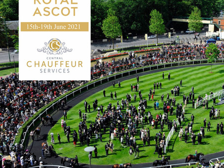 Royal Ascot Chauffeur Packages