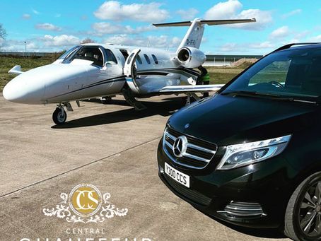 UK lockdown restrictions are easing, book your executive Chauffeur today!