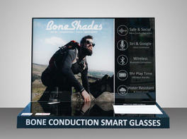 Smart Eyewear POS Display