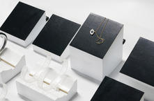 Jewelry Display Podiums