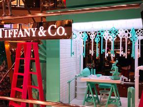 Tiffany Window Displays Props