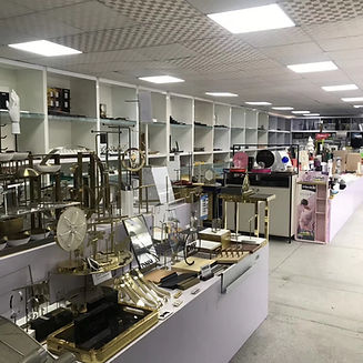 Stdisplay showroom