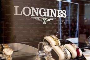 LONGINES Counter Display