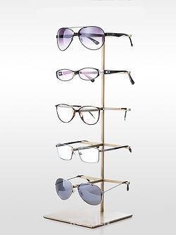 gold metal eyewear stand.jpg