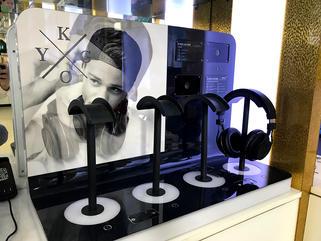 Interactive Counter Display