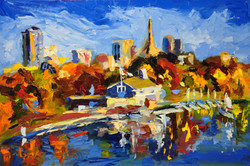 The Charles 2010 24 x 36