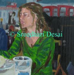 Portrait of Maria Elena copy