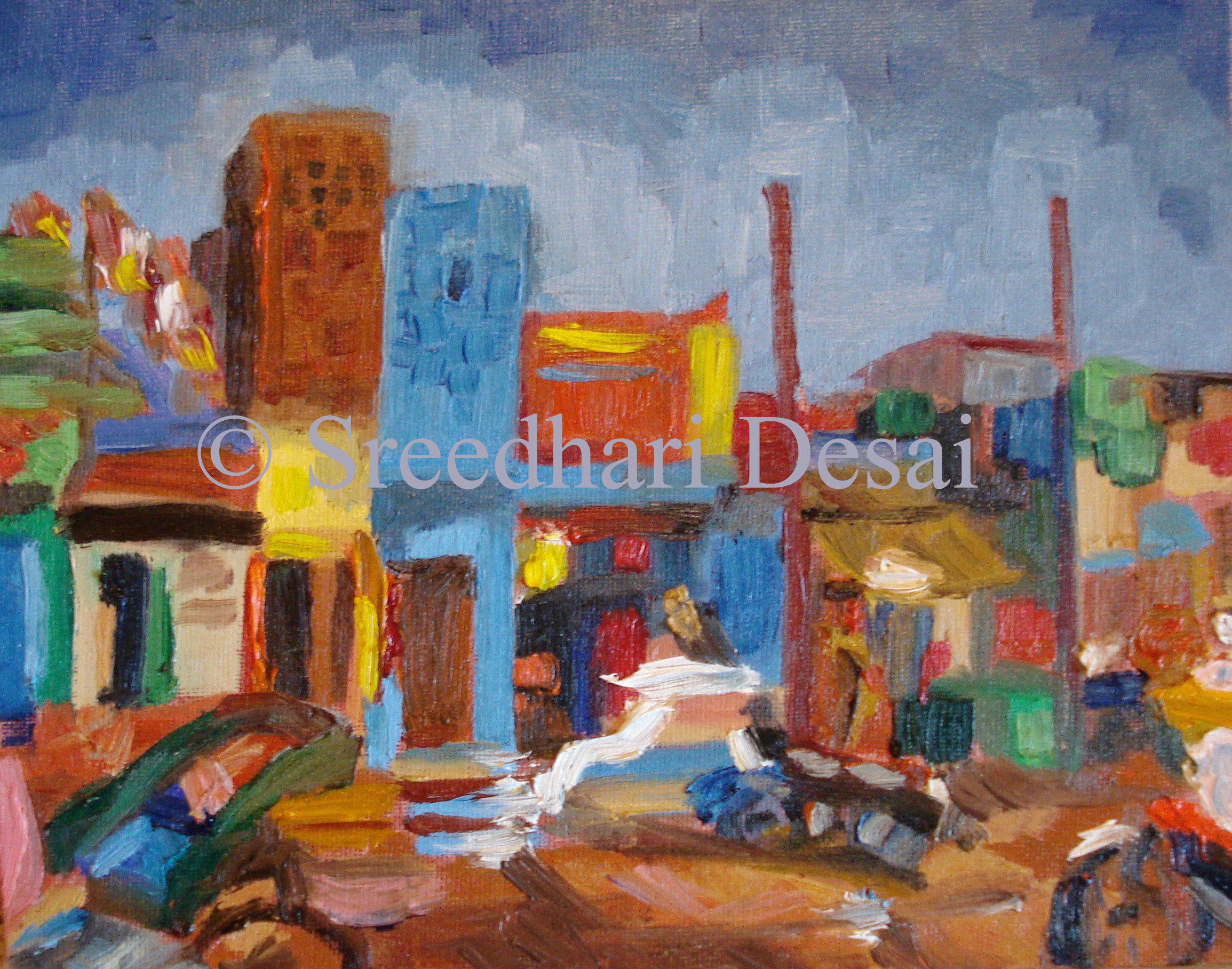 The palette of India copy