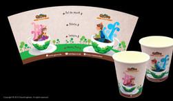 Grove Paper Cup Design