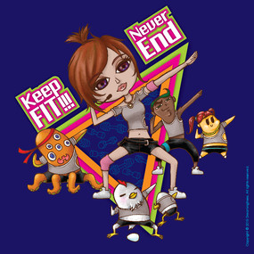 Keep Fit Never End
