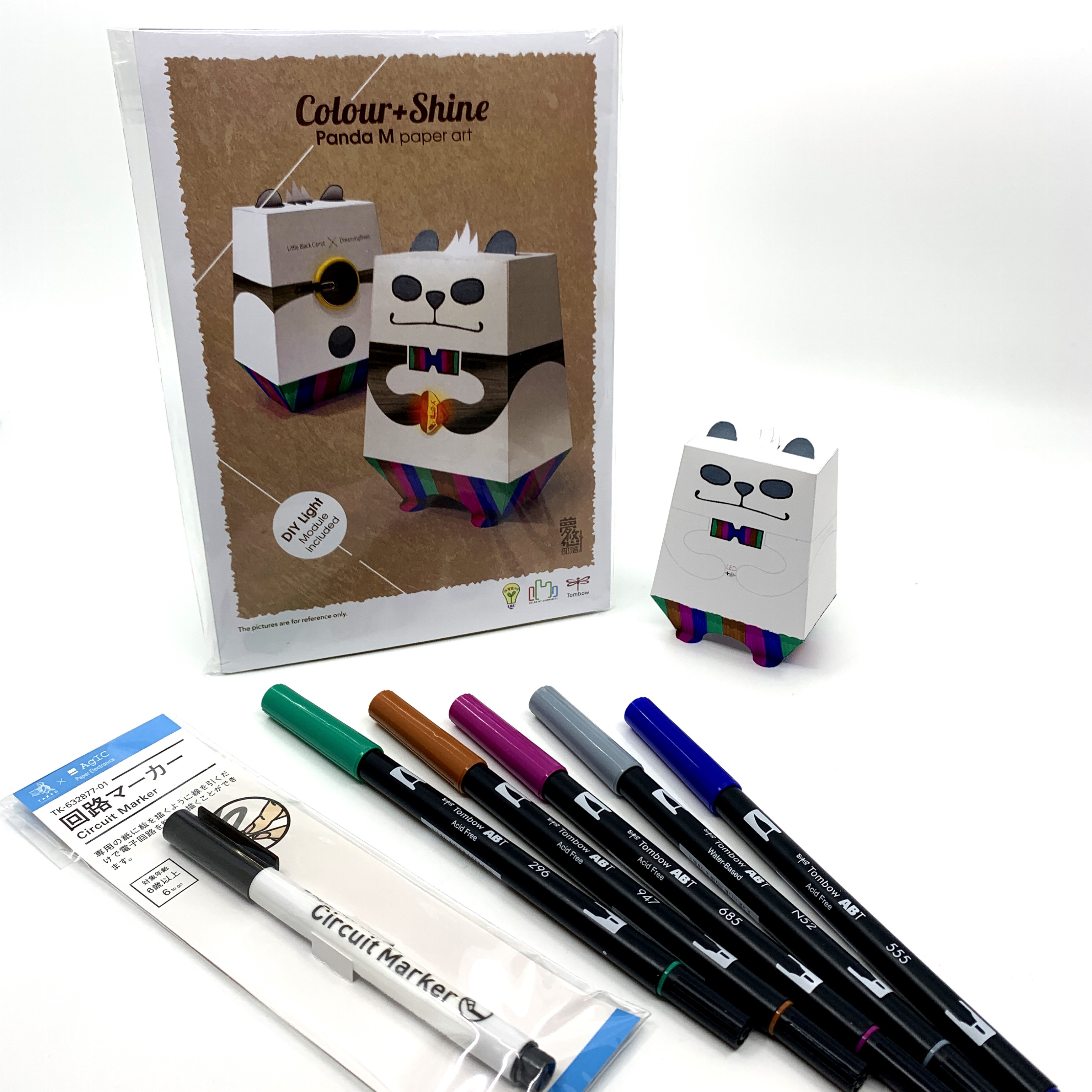 3D Panda M