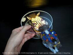 23:幫Zebra 0配載型到爆燈的英式眼鏡。