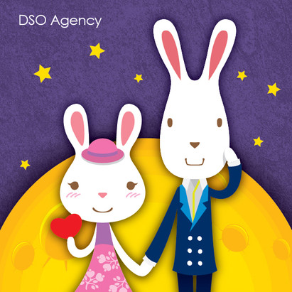 character design for DSO Agency