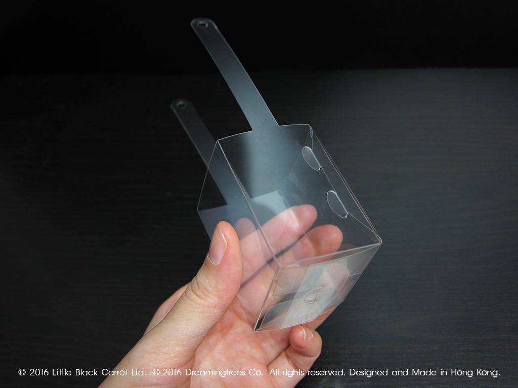 07:放電子爉燭的內架完成了!