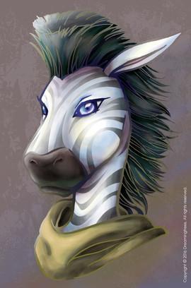 Zebra 0 靚馬版