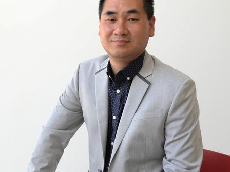 Welcoming Environ's New Managing  Principal, Dickson Oi!