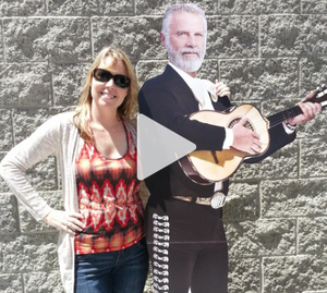 Celebrating Barbara Hordyk: A serenade from staff and a dance with the most interesting man in the world.