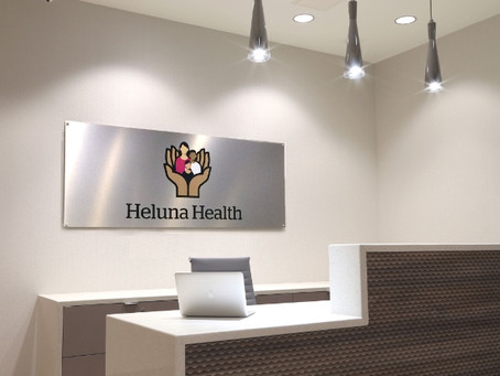 Heluna Health welcomes 2018 with a New Face and a New Space