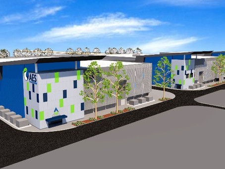 Green Facility Gets Green Light - Environ's AES Design Approved