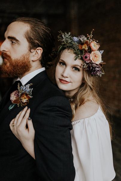 Lauren + Josh