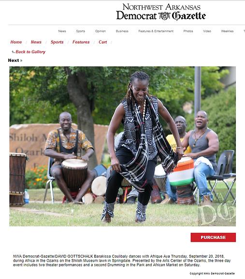 Barakissa Coulibaly in arkanssa 2018.PNG