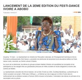 Abidjanplus. Festi-dance ivoire 2017.PNG