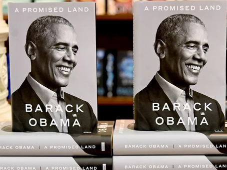 Barack Obama Breaks Single-Day Sales Records With His Memoir