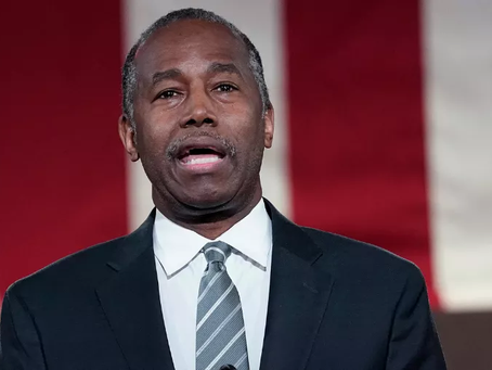 Politics | Ben Carson Calls Racial Equity 'Another Form Of Racism'