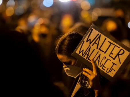 Philadelphia Police Release Body Camera Footage Of Walter Wallace Killing