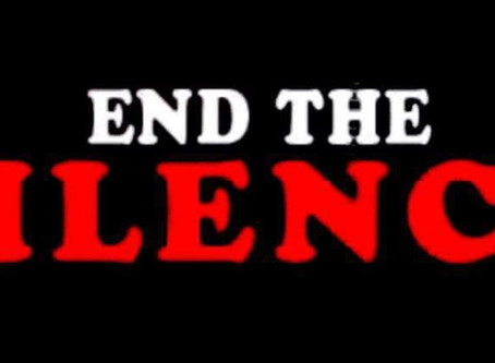 "Premiere of the riveting film, ""End the Silence"""