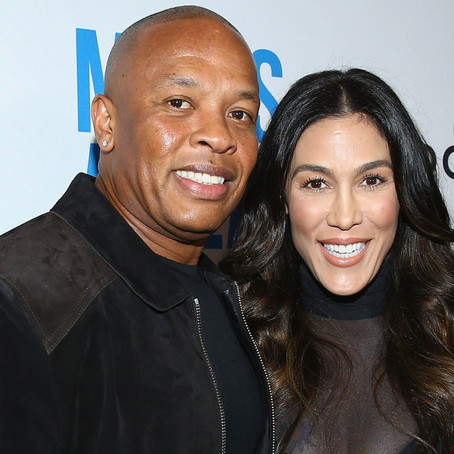 Dre's Wife Accuses Him Of Abuse