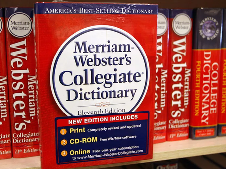 Merriam-Webster's Word Of The Year Is Exactly What You Think It Is