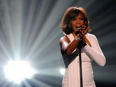 Whitney Houston Becomes 1st Black Artist To Earn 3 Diamond-Certified Albums