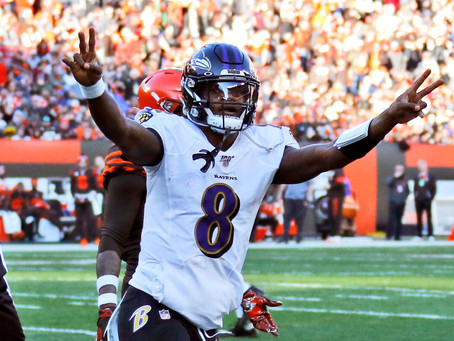 Instead of gifting Rolexes, Lamar Jackson should have given money to charity