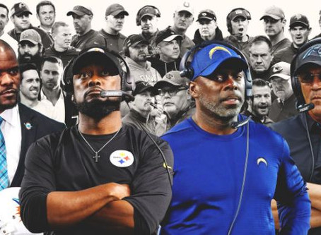 NFL Owners Have a Problem With Coaches of Color