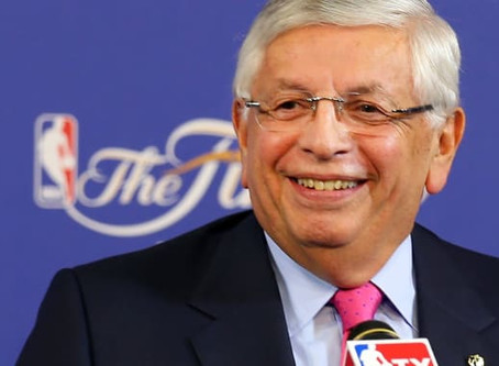 NBA Commissioner David Stern Dies At Age 77