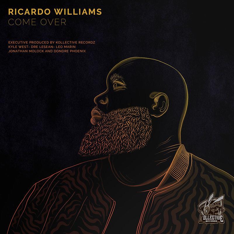 COVER Ricardo Williams - Come Over.jpg