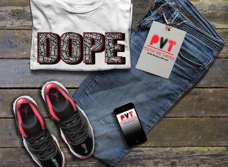 ItzYourzMedia and Positive Vibe Threads Link Up