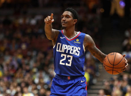 Los Angeles Clippers Star Lou Williams Drops 'Syx Piece' EP