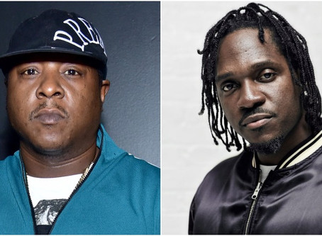 Jadakiss & Pusha-T Go Head-Hunting For MCs On A Fierce New Collabo