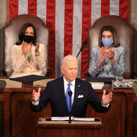 Biden Calls On Congress To Enact Policing Reform During Joint Address