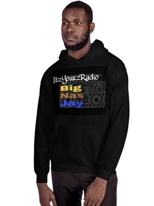ItzYourz Radio - Kings of NY Hoodie
