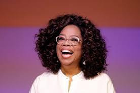 Oprah Winfrey Steps Away From Russell Simmons Piece