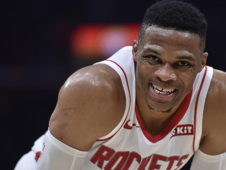 Banned Racial NBA Heckler Sues Westbrook
