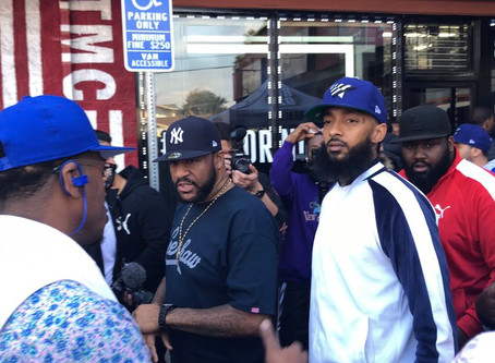 Judge Says Nipsey Hussle's Suspected Killer is Going on Trial Soon